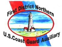 1st CG Northern Auxiliary logo